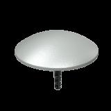Botón Aluminio
