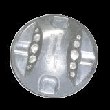 Botón Multivista Aluminio