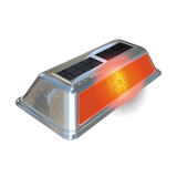 Super Tope de Acero Solar