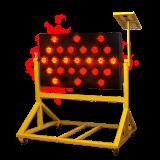 Flechero Luminoso 25 Canales