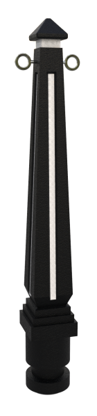 Bolardo Obelisco