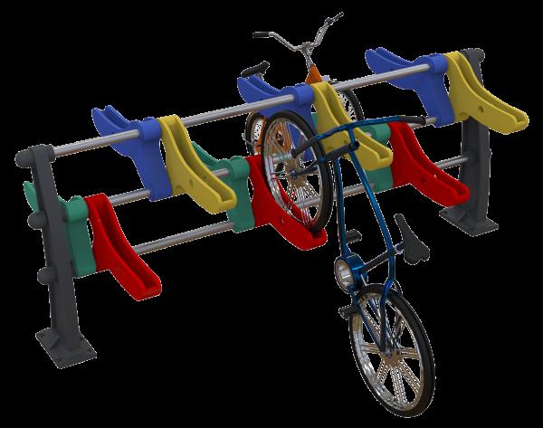 Bici Estacionamiento Modular